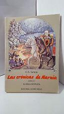 LAS CRONICAS DE NARNIA LIBRO 4 LA SILLA DE PLATA C S LEWIS SPANISH ESPANOL