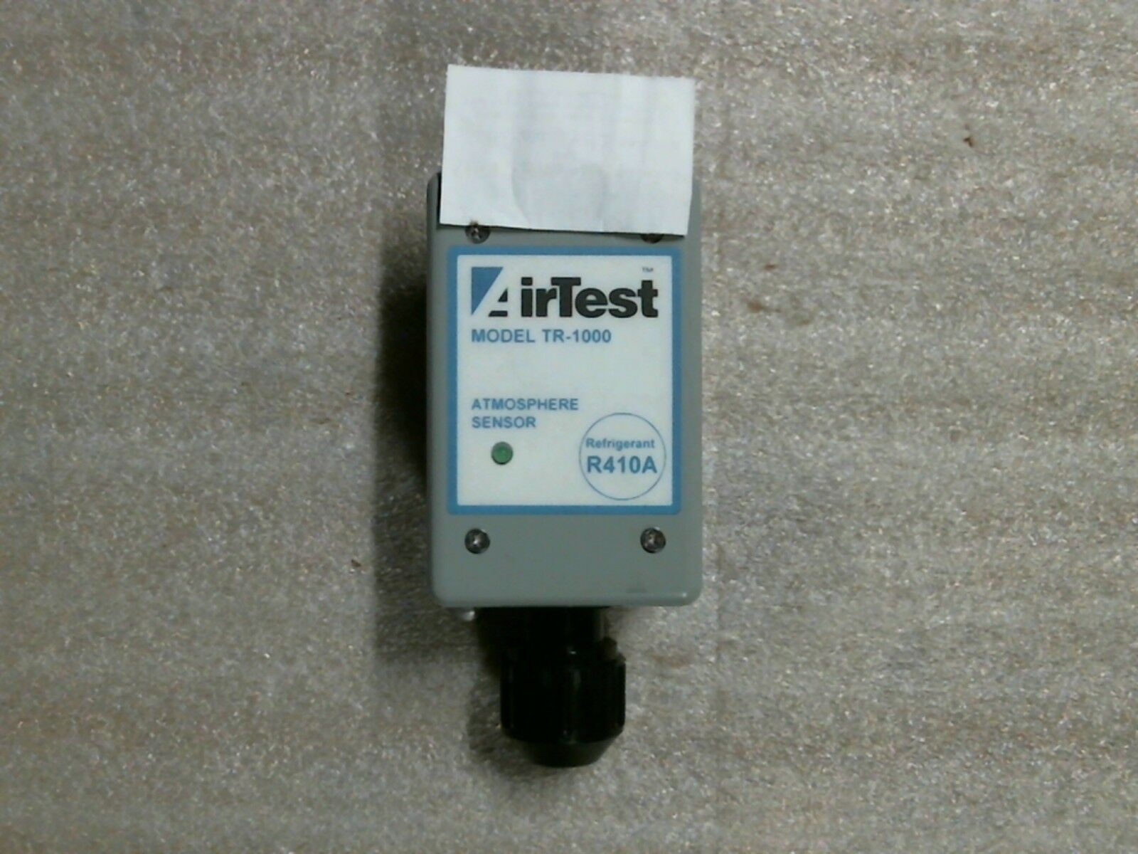 AirTest TR1000-FC Flugoldcarbons Atmosphere Sensor 24VAC 200mA - 60 day warranty