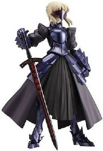 Figma 072 Fate/stay night Saber Alter Figure Max Factory from Japan