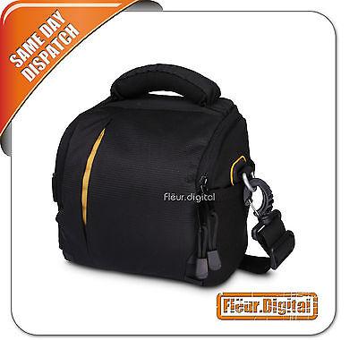 Waterproof Camera Shoulder Bag Case For SONY Cyber-shot DSC HX300 H200 HX200V