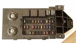 2000 ford excursion f250 f350 super duty fuse box relay panel yc3t rh ebay com