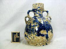 Beautiful glazed 70´s design Roth / Marei Keramik  pottery vase  1301
