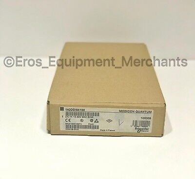 Modicon TSX Quantum 140DDO84300 DC OUT 10-60v 2x8 Source