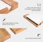 Briefablage Dokumentenabla Bambus Schreibtischablage Papierablage für A4 Papiere