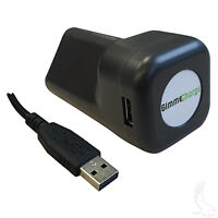 Golf Cart Gimme Charge Usb Golf Cart Phone Charger, Ezgo 08+ Electric, Ez-go