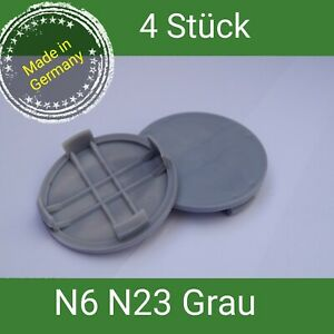 N23 Schwarz 2 St/ück NABENKAPPEN NABENDECKEL FELGENDECKEL 60,0 mm