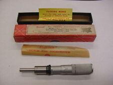 Starrett T 263 Fl Micrometer Head
