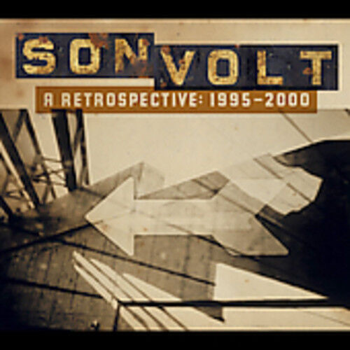 Son Volt - Retrospective: 1995-2000 [New CD] Manufactured On Demand, Rmst