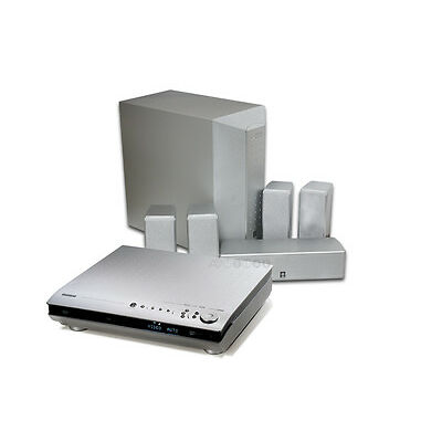 Yamaha DVR-S200 Integrated Receiver with NX-P120 5.1 Speaker Pkg (Refurb) - DEAL