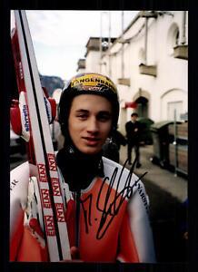 Martin Schmitt Skispringen Autogrammkarte Autogramme & Autographen Sport