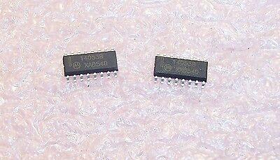 20 QTY MC14053BD  MOTOROLA  SOIC-16 ANALOG MULTIPLEXER NOS