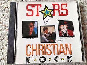 Stars-of-Christian-Rock-CD-1990-Mastedon-Rick-Cua-Liaison-White-Heart-taff