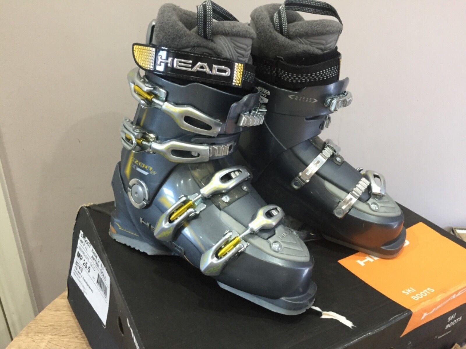 Head, SKI Stiefel Größe 7 mon 25.5 and Ski 190cm
