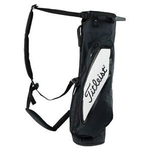 Titleist-Premium-Golf-Carry-Bag-Black-White