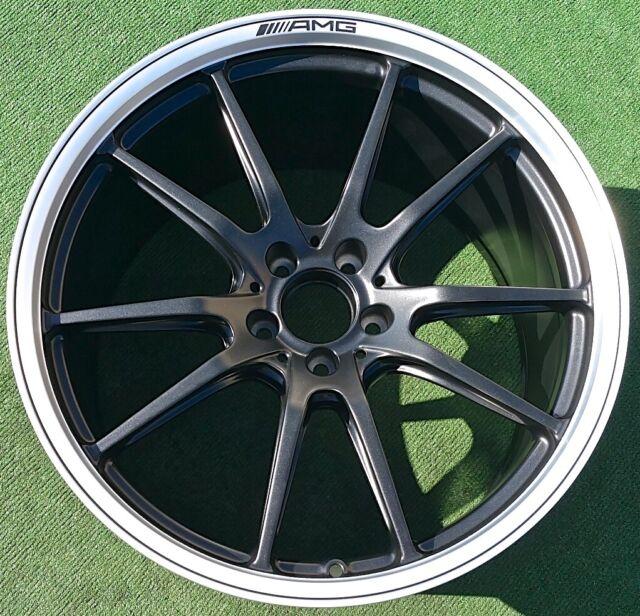 Factory Mercedes-Benz AMG GT R Wheel Perfect Genuine OEM