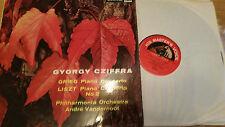 GYORGY CZIFFRA - GRIEG PIANO CONCERTO PO ANDRE VANDERNOOT ALP 1678 - LP