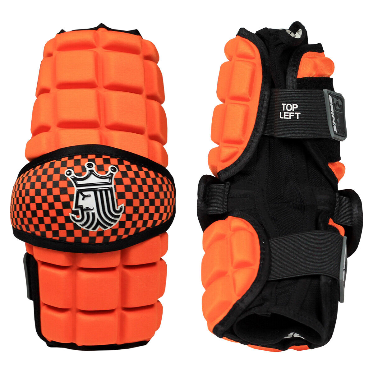 Brine Lopro Superlight Senior Lacrosse Arm Pads - Various colors (NEW) Lists@