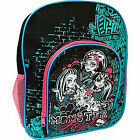 Monster High Small Backpack School Bag Rucksack Wh3 005