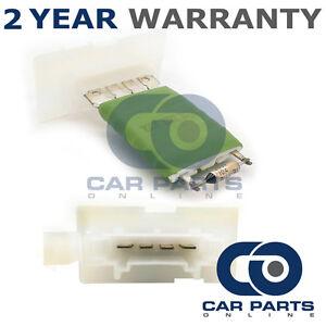 Per-Volkswagen-Caddy-1-9-TDI-DIESEL-2004-2011-Riscaldatore-Ventilatore-Ventilatore-Resistore