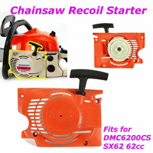 1pc Recoil Starter For Baumr-AG SX62 62cc DMC6200CS 62cc Chainsaw Spare Parts