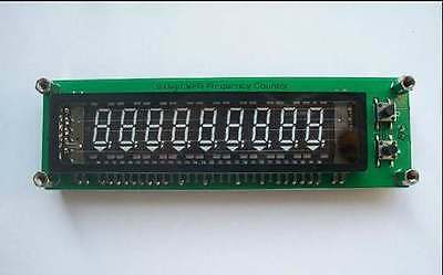 0.1MHz~2400MHz 9 LED VFD Frequency Counter Tester Measurement For Ham Radio