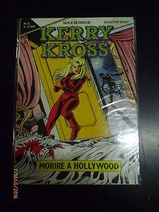 KERRY CROSS n° 6 - MAX BUNKER PRESS - 1994