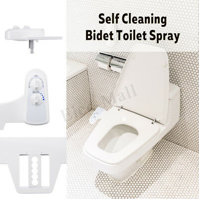 Amazing Toilet Bidet Seat Spray Water Female Self Cleaning Bathroom With Water Tube Set 611720674039 Ebay Pabps2019 Chair Design Images Pabps2019Com