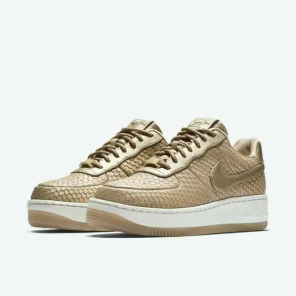 Size 4 - Nike Air Force 1 Upstep Premium Blur for sale online   eBay