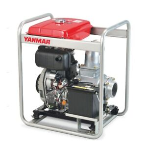 YANMAR-Diesel-Semi-Trash-Water-Transfer-Pump-2-034-Recoil-Start