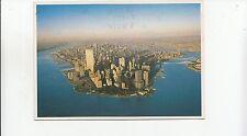 BF26822 new york city manhatan island USA  front/back image