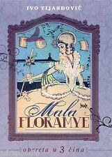IVO TIJARDOVIC 2 CD Mala Floramye Opereta operetta Split Kroatien Croatia Ferdo