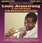 Live At University Of North von Louis & His All Stars Armstrong (2011)