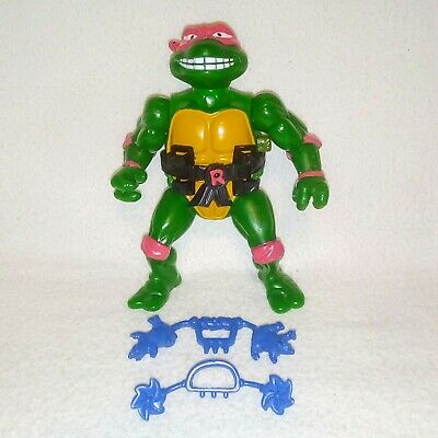 TMNT Teenage Mutant Ninja Turtles Wacky 1989 vintage figure Raphael