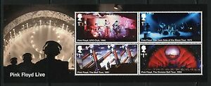 GREAT-BRITAIN-2016-PINK-FLOYD-SOUVENIR-SHEET-MINT-NEVER-HINGED