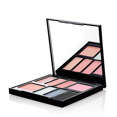 The Body Shop Eye and Cheek Palette Six Shades Smoky Rosy Hues
