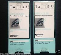 Talika Lipocils Eyelash Conditioning Gel 10ml (2)full Size Grow 28day Fastship