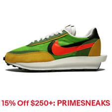 "Nike LDWaffle ""Sacai - Green Gusto"" - BV0073 300 - 2020, 15% Off; PRIMESNEAKS"