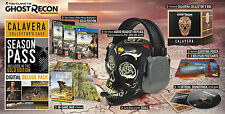 NEW! Tom Clancy's Ghost Recon® Wildlands Calavera Collector's Edition XBOX ONE