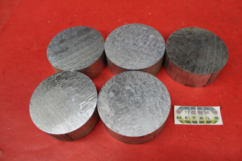 """5 Pieces 3-1//4/"""" ALUMINUM 6061 ROUND ROD .75/"""" long Solid New Lathe Bar Stock"""