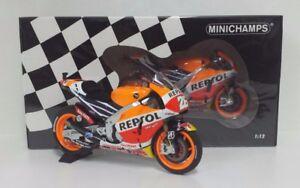 MINICHAMPS-DANIEL-PEDROSA-1-12-26-MODELLO-HONDA-REPSOL-RC-213V-MOTOGP-2015-NEW