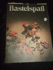 Bastelspaß,1988,DDR-Fachbuch für Kita & Hort,s.Text