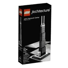 Lego Architecture John Hancock Center 21001. New in Box RETIRED $