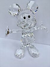 SWAROVSKI Crystal Disney Mickey Mouse Showcase 687414 Stamped Authentic
