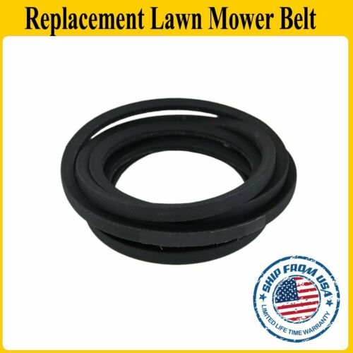 """Replaces Deck Belt For Woods 33652 RM59-3 Rear-Mount Mowers 5//8/"""" x 152.75/"""""""