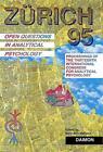 Zürich 1995. Open Questions in Analytical Psychology von Mary Ann Mattoon (1996, Taschenbuch)