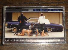 New Breed of Hustlas Ratha B A Hustla SEALED private random g-rap g-funkCali