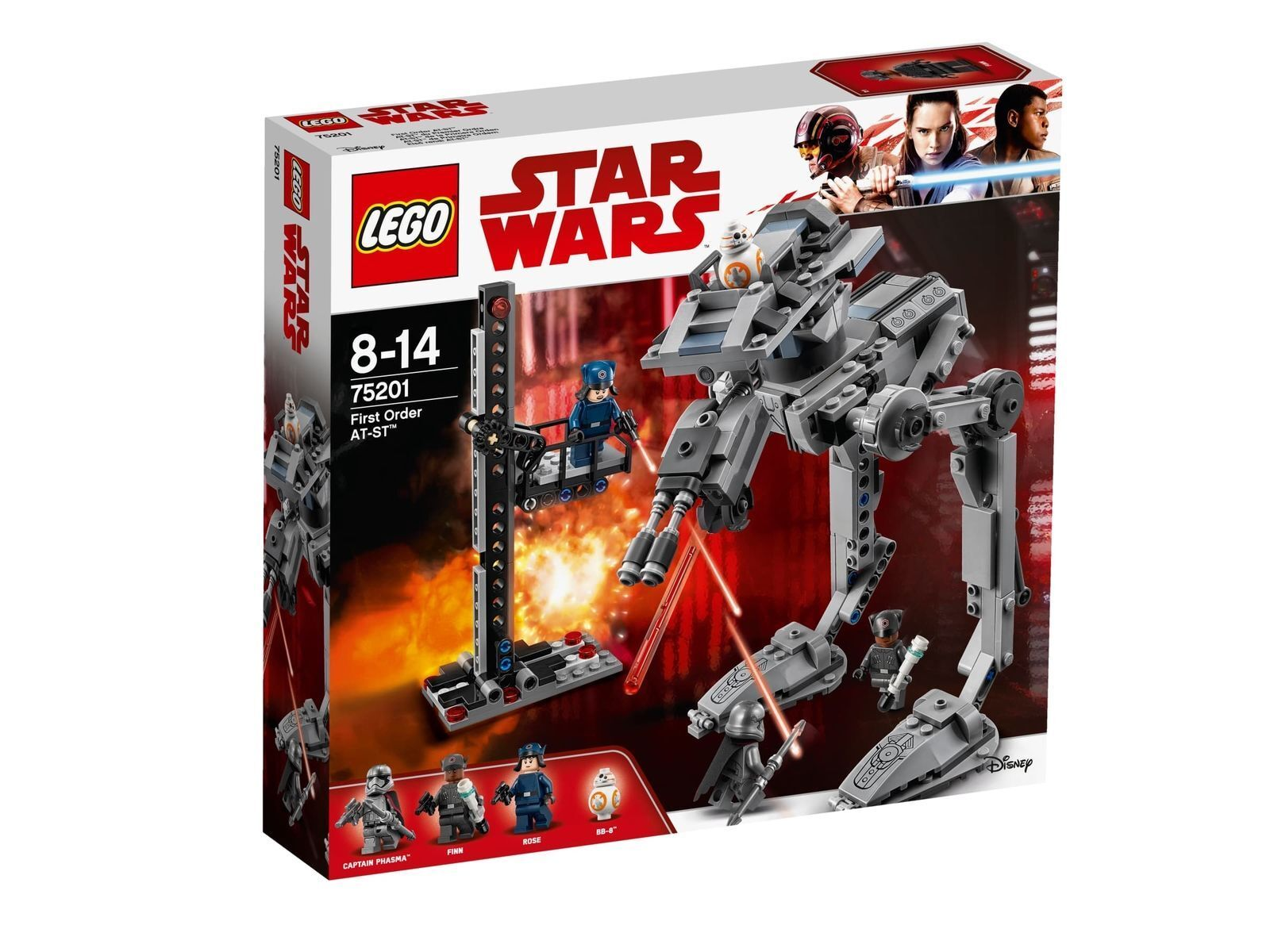 LEGO Star Wars Episode VIII: First Order AT-ST