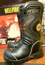 Thorogood Men Size 16 Xw Waterproof Composite Toe Firefighting Boots 804 6389