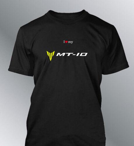 T-shirt customised MT10 S M L XL XXL man moto MT-10