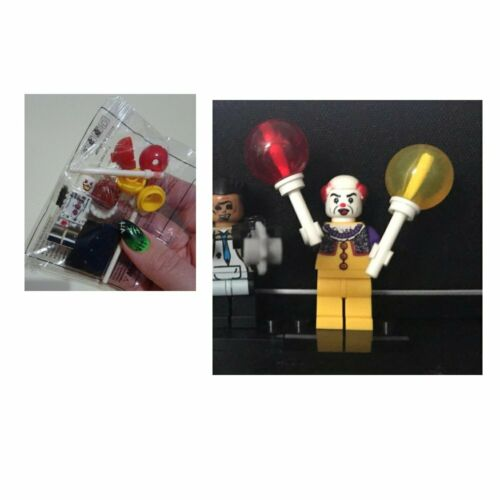 Clown CA ça figurine personnage cinéma film Stephen King